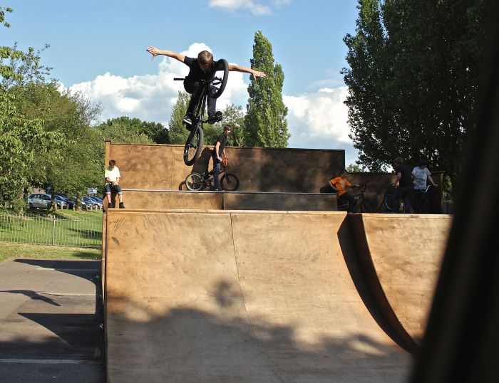 Lake Meadows Skate Park