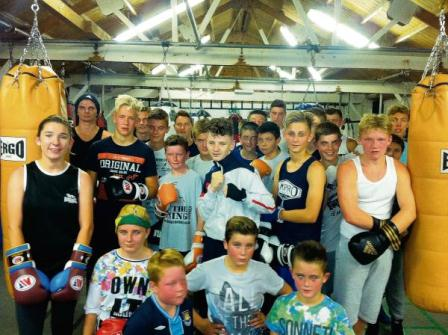 Billericay Boxing Club