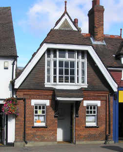 Billericay Reading Rooms