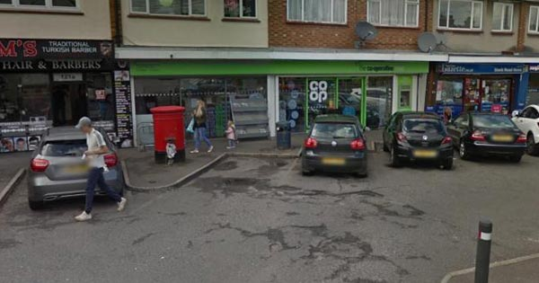 Cooperative shop Billericay