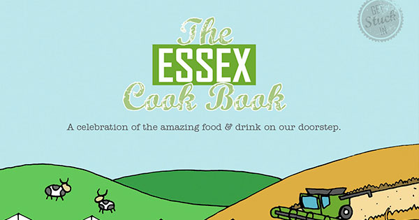 The Essex Cook Book cover