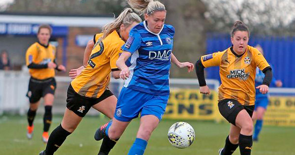 Zoe Rushen will go up against her former club in a bid for silverware tonight Picture: NICKY HAYES/iCORE LTD